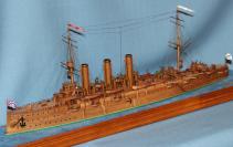 Модель крейсера Аврора 30.