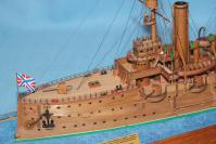 Модель крейсера Аврора 31.
