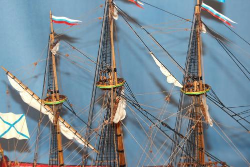 Модель корабля Фрегат Штандарт