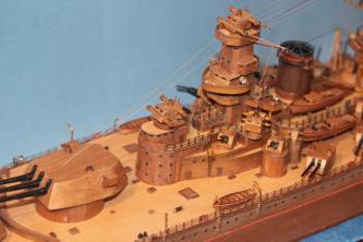 Модель корабля Советский Союз 13.