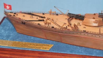 Модель корабля Советский Союз 4.