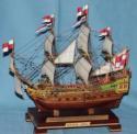 Авторская модель корабля Орёл