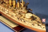 Коллекционная модель броненосца Ретвизан