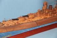 Авторская модель линкора Советский Союз