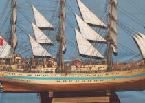 Модель корабля  `Мир`. Параметры.
