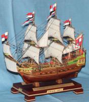 Готовая модель корабля Орёл 1.