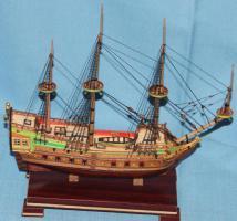 Готовая авторская модель корабля Орёл 2