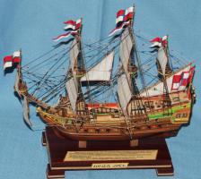 Авторская готовая модель корабля Орёл, 4.