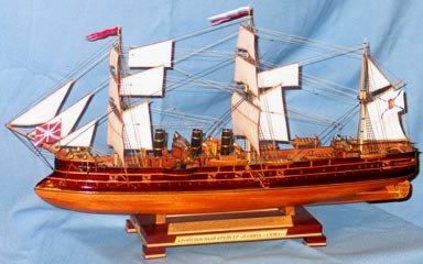 Модель крейсера Память Азова