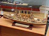 Модель корабля броненосца Ретвизан. 1