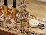 Модель корабля броненосца Ретвизан. 3