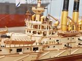 Модель корабля броненосца Ретвизан. 7